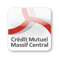 Crédit Mutuel Massif Central (logo)